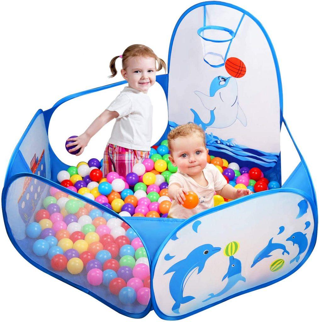 piscine à balle bébé